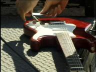 guitar drag